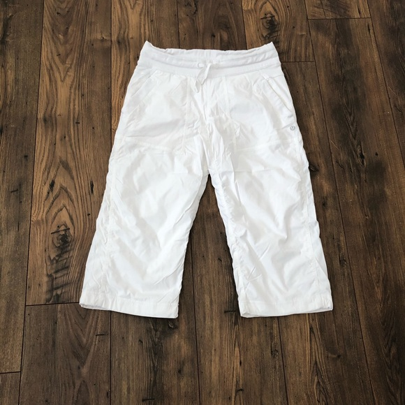 Lululemon Studio Capri Pants, 6